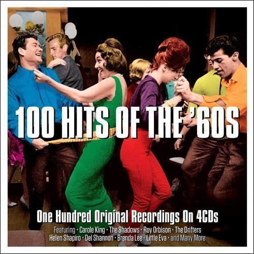 100 Hits Of The 60s (4CD)