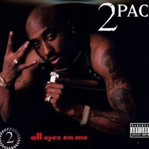 2 Pac - All Eyez On Me (4LP)