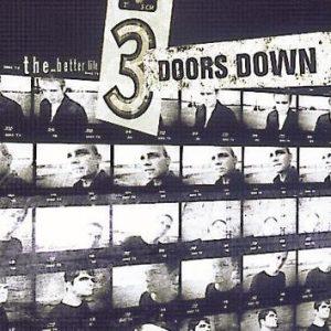 3 Doors Down Better Life CD