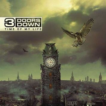 3 Doors Down Time Of My Life CD