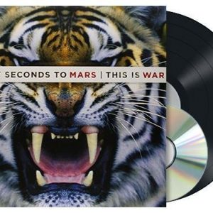30 Seconds To Mars This Is War LP
