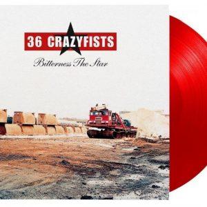 36 Crazyfists Bitterness The Star LP