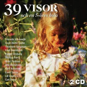 39 visor och en 5-öres kola (2CD)