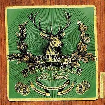4 Promille Alte Schule CD