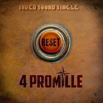 4 Promille Reset CD
