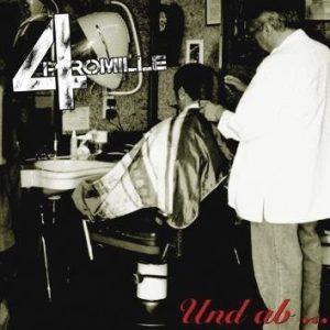 4 Promille Und Ab CD
