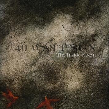40 Watt Sun The Inside Room CD