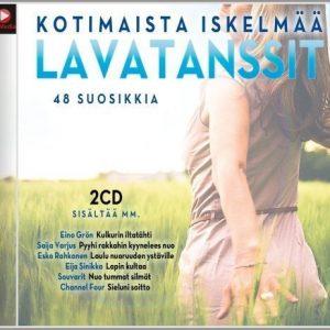 48 suosikkia -  Lavatanssit - Kotimaista iskelmää (2CD)