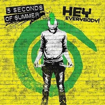 5 Seconds Of Summer Hey Everybody CD