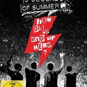 5 Seconds Of Summer How Did We End Up Here? Live At Wembley Arena DVD