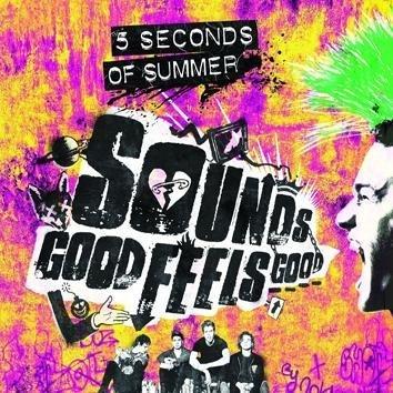 5 Seconds Of Summer Sounds Good Feels Good CD