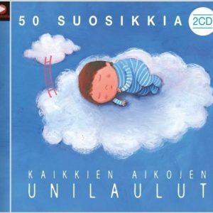 50 suosikkia -  Kaikkien aikojen unilaulut 2-CD