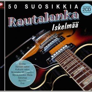 50 suosikkia - Rautalanka iskelmää (2CD)
