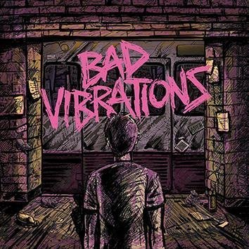 A Day To Remember Bad Vibrations CD