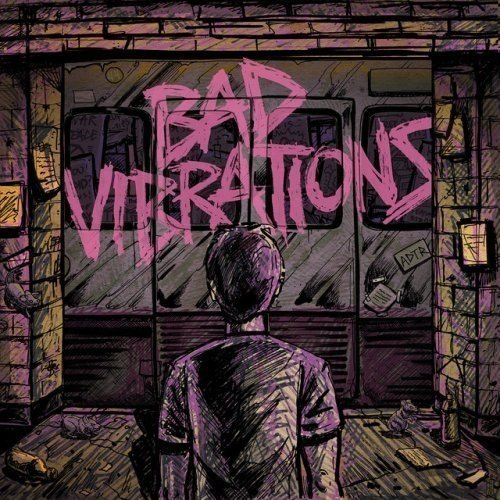 A Day To Remember - Bad Vibrations (Deluxe)