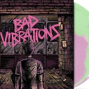 A Day To Remember Bad Vibrations LP
