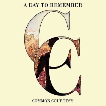 A Day To Remember Common Courtesy CD