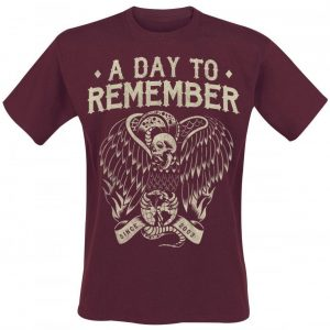 A Day To Remember Vulture T-paita