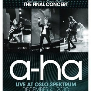 A-ha - Ending On A High Note - Bluray