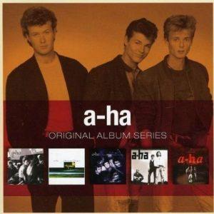 A-ha - Original Album Series (5CD)