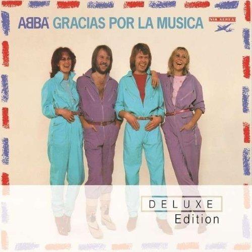 ABBA - Gracias Por La Musica - Limited Digipak Edition (CD+DVD)