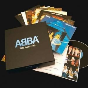 ABBA - The Albums (9CD Box Set)