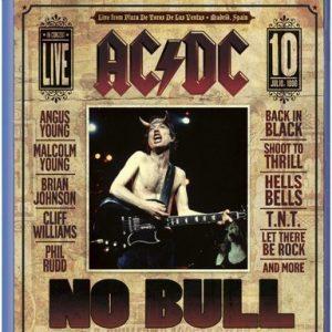 AC/DC - No Bull (Blu-ray)