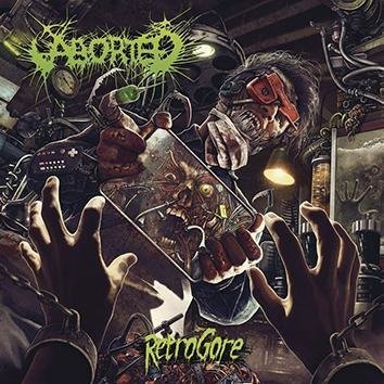 Aborted Retrogore CD