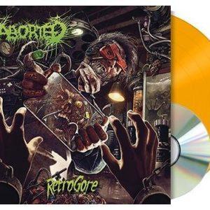 Aborted Retrogore LP