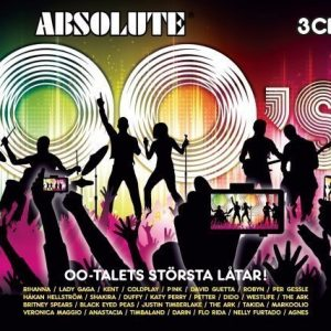 Absolute Music - Absolute 00's (3CD)