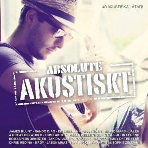 Absolute Music - Absolute Akustiskt (2CD)