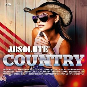 Absolute Music - Absolute Country (2CD)