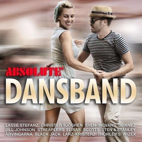 Absolute Music - Absolute Dansband 2016 (2CD)