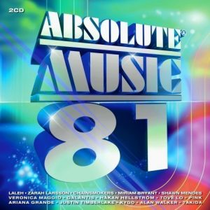 Absolute Music - Absolute Music 81 (2CD)