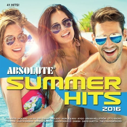 Absolute Music - Absolute Summer Hits 2016 (2CD)