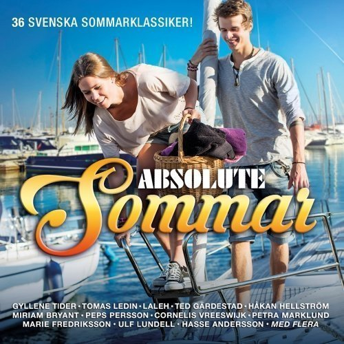 Absolute Music - Absolute sommar 2016 (2CD)