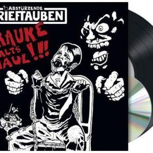 Abstürzende Brieftauben Frauke Halt's Maul LP