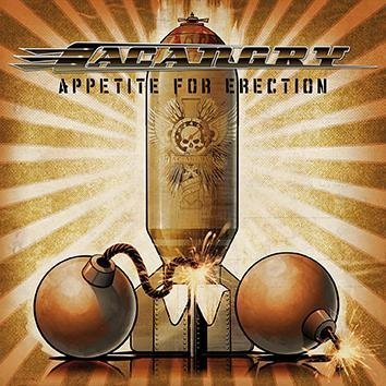 Ac Angry Appetite For Erection CD