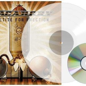 Ac Angry Appetite For Erection LP