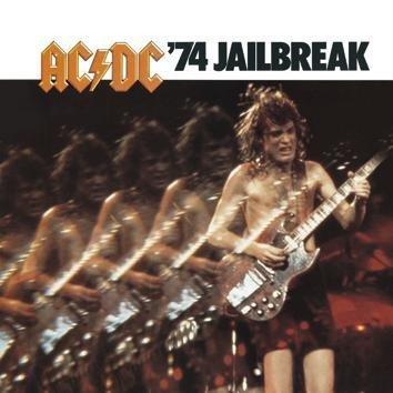 Ac/Dc '74 Jailbreak CD