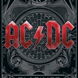 Ac/Dc Black Ice Juliste Paperia
