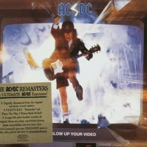 Ac/Dc Blow Up Your Video CD