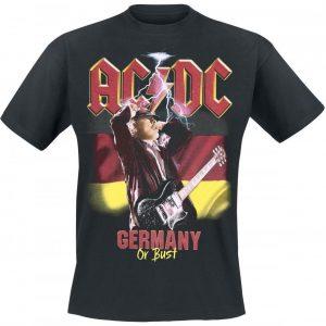 Ac/Dc Germany Tour 2016 T-paita