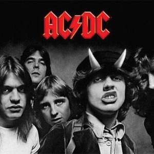 Ac/Dc Highway To Hell Juliste Paperia