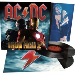 Ac/Dc Iron Man 2 LP