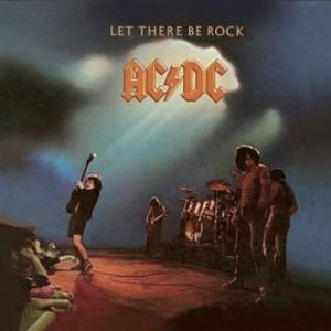 Ac/Dc Let There Be Rock CD