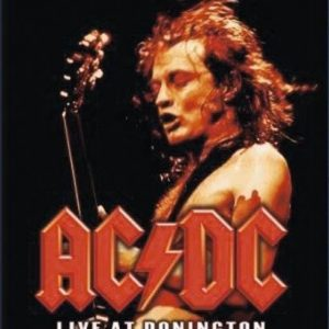 Ac/Dc Live At Donington Blu-Ray