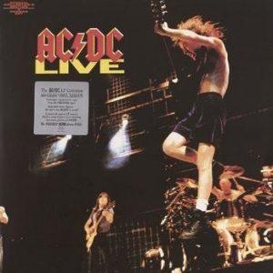 Ac/Dc Live At Donington LP