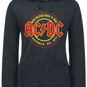 Ac/Dc Logo Huppari