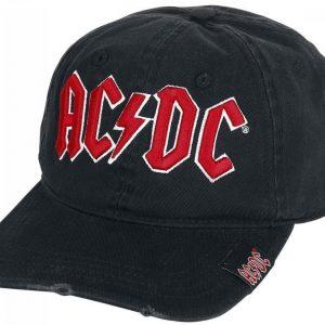 Ac/Dc Logo Lippis